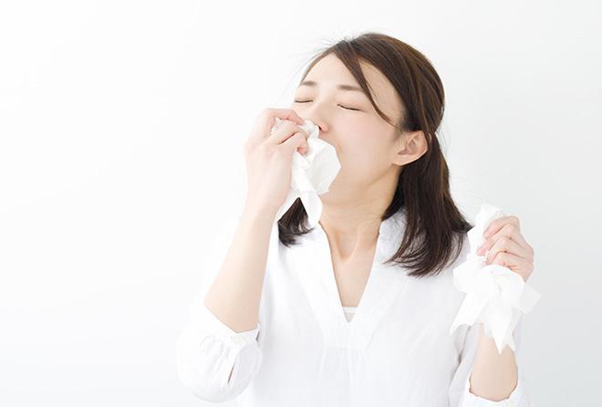 助けて! 滝のような鼻水を劇的に止める方法