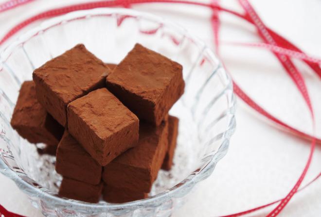 チョコ好きさん必見! 低GIなのに美味しいチョコレート