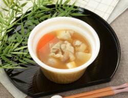 根菜の入ったスープ類