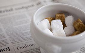 1日に必要な砂糖の適量とは?