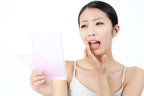 口内炎の治し方。自分でできる対処法