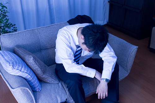 慢性疲労症候群のチェック