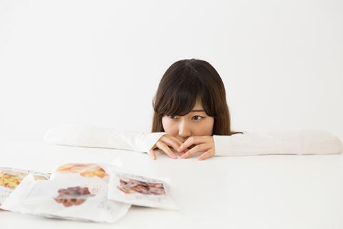 味覚障害の主な原因と症状