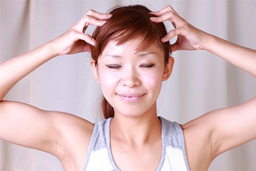 頭皮湿疹、かゆみの原因と対策
