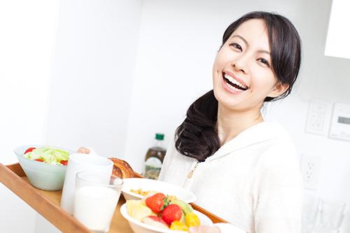 うつ病と食事の関係