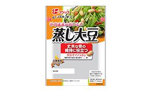 蒸し大豆(フジッコ)