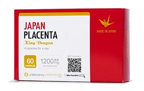 JAPAN PLACENTA King Dragon(ジャパン プラセンタ キングドラゴン)(ア・ラボラトリーハンシン・ジャパン)