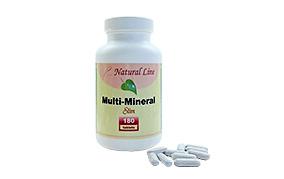 Multi-Mineral Slim(マルチミネラル-スリム)(HBCフナト)