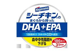 シーチキンⓇのまぐろから搾ったDHA(ディーエイチエー)+(プラス)EPA(イーピーエー)(はごろもフーズ)