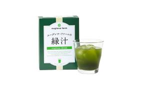 ユーグレナ・ファームの緑汁(ユーグレナ)