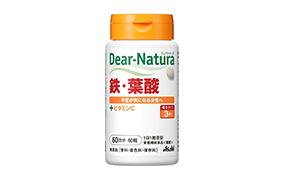 ディアナチュラ 鉄・葉酸(アサヒフードアンドヘルスケア)
