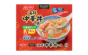 海鮮中華丼の具(日本水産)