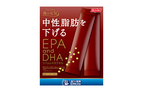 EPA(イーピーエー)and(アンド)DHA(ディーエイチエー) シームレスカプセル(日本水産)