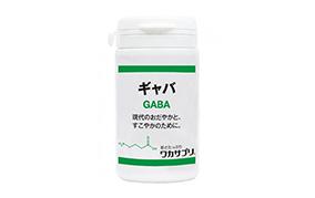ワカサプリ ギャバ 60粒(分子生理化学研究所)