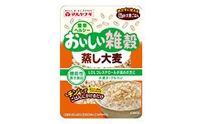 おいしい雑穀 蒸し大麦(小倉屋柳本)