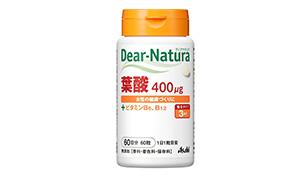 ディアナチュラ葉酸 400μg 60粒(アサヒフードアンドヘルスケア)