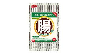 28枚 腸にファイバーウエハース(ハマダコンフェクト)