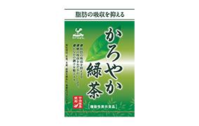 神戸居留地 かろやか緑茶(富永貿易)