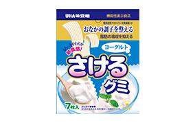 さけるグミ ヨーグルト(味覚糖)