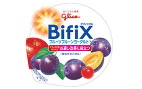 BifiX(ビフィックス)フルーツプルーンヨーグルト(江崎グリコ
