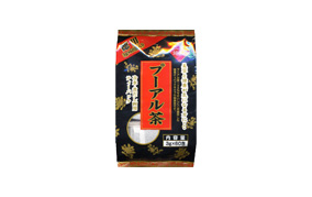 徳用黒プーアル茶(ユウキ製薬)