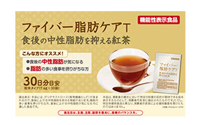 ファイバー脂肪ケア T(東洋新薬)