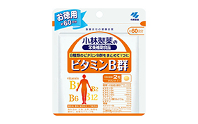 小林製薬 ビタミンB群 60日分(小林製薬)