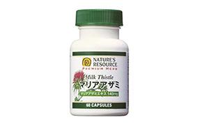 大塚製薬 ネイチャーズリソースマリアアザミ 60粒(大塚製薬)