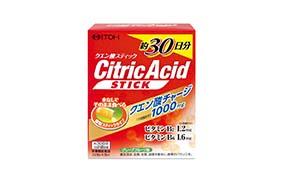 クエン酸スティック30日(井藤漢方製薬)
