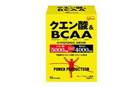 パワープロダクションクエン酸&BCAA グリコ(江崎グリコ)