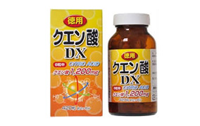 徳用クエン酸DX ユウキ製薬(ユウキ製薬)